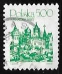 Stamps Poland -  Escudo de Armas | Mitología