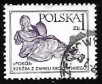 Sellos de Europa - Polonia -  La Paz de Andre le Brun