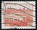 Sellos del Mundo : Europa : Polonia : Slupsk - ciudad historica