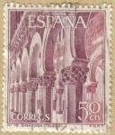 Stamps Spain -  Sinagoga de Toledo