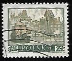 Sellos de Europa - Polonia -  Gdansk - ciudad historica