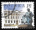 Stamps Poland -  Monument of Hugea