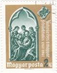 Stamps Hungary -  LITERATURA