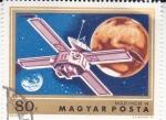 Stamps Hungary -  AERONAUTICA- MARINER 4