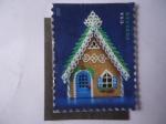 Stamps United States -  Pan de Jengibre.