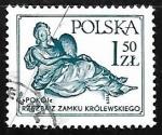 Stamps of the world : Poland :  La Paz por Andre le Brun 2