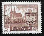 sello : Europa : Polonia : Gniezno