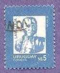 Stamps : America : Uruguay :  INTERCAMBO