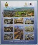 Stamps Honduras -  Municipal Authority of Tegucigalpa