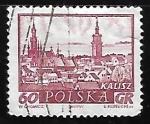 Stamps Poland -  Kalisz - Ciudad historica