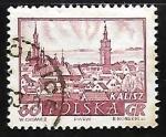 Sellos de Europa - Polonia -  Kalisz - Ciudad historica
