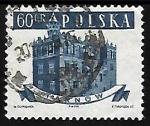 Sellos de Europa - Polonia -  Tarnow - Ayuntamiento