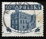 Stamps Poland -  Tarnow - Ayuntamiento