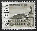 Sellos de Europa - Polonia -  Mining Academy, Kielce