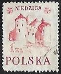 Sellos de Europa - Polonia -  Castillo de Niedzica