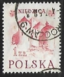 sello : Europa : Polonia : Castillo de Niedzica