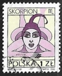Sellos del Mundo : Europa : Polonia :  Scorpio