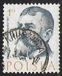 Stamps Poland -  Dr. Wladyslaw Bieganski