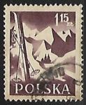 sello : Europa : Polonia : Sky