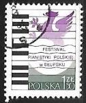 sello : Europa : Polonia : Escudo de Armas