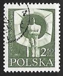 """Sellos de Europa - Polonia -  """"Honour to the Silesian Rebels"""""""