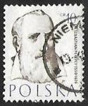 Sellos de Europa - Polonia -  Dr. Sebastian Petrycy