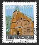 Sellos de Europa - Polonia -  All Saints Collegate Church