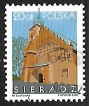 Stamps Poland -  All Saints Collegate Church