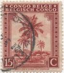Stamps Africa - Democratic Republic of the Congo -  Congo Belga Y & T Nº 230