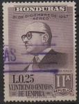 Stamps : America : Honduras :  Dr. JOSE  RAMON  VILLEDA  MORALES