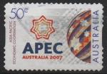 Sellos del Mundo : Oceania : Australia : FORO  DE  LA  APEC