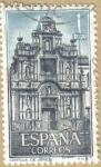 Stamps Spain -  Cartuja de Sta. Mª. de la Defension, Jerez - Fachada