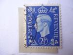 Sellos del Mundo : Europa : Reino_Unido : Jorge VI.