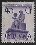 Stamps Poland -  Mikolaj Kopernik