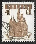 Sellos de Europa - Polonia -  Breslau (Wrocław)
