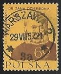 Sellos de Europa - Polonia -  Padre Jan Dzierzon