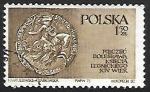 Sellos de Europa - Polonia -  Emblema del principe Boleslaw de Legnica