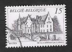 de Europa - Bélgica -  2513 - Castillo de Beveren