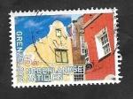 de America - Antillas Neerlandesas -  73 H.B. - Fachadas