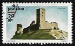 Sellos de Europa - Polonia -  Checiny Castle