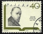 Sellos de Europa - Polonia -  Leopald Staff(1878-1957)