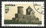 Sellos de Europa - Polonia -  Castillo de Bedzin