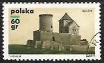 Stamps Poland -  Castillo de Bedzin