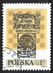 Sellos de Europa - Polonia -  Ajedrez