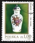 Stamps Poland -  Cerámicas
