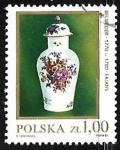 Stamps : Europe : Poland :  Cerámicas