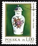 Sellos de Europa - Polonia -  Cerámicas