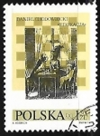 Stamps Poland -  Kruzlowa Madonna, 1410