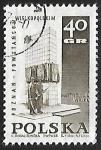 Stamps Poland -  Memorial a la guerrilla