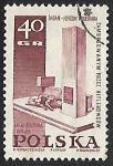 Sellos de Europa - Polonia -  Zagan
